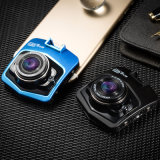 3 Polegadas Mini-Car DVR para gravador de vídeo
