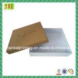 Cadre de papier mou estampé par Custome matériel de papier pour l'empaquetage