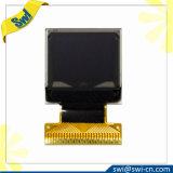 """64X48 0.66 """" technologie blanche de la dent OLED avec la surface adjacente parallèle d'I2c 4-Wire Spi"""