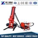 Máquina barata de la plataforma de perforación del receptor de papel de agua con el motor eléctrico para la perforación
