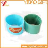 Custom высококачественные цветные силиконовые крышки чашки (YB-AB-026)