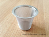 Tamis en gros de thé de maille d'acier inoxydable d'Infuser de thé respectueux de l'environnement et bon marché des prix