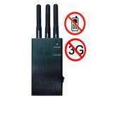 3W Jammer сигнала мобильного телефона антенн 2g 3G портативная пишущая машинка 3
