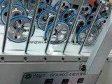 Máquina certificada TUV fría decorativa al aire libre de la carpintería del pegamento