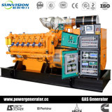 generatore del gas naturale 250kVA con il motore a gas cinese