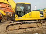 Segunda Mano excavadora Komatsu PC200-7 (PC200 PC220-7 PC200-7)