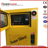 Monophase (220V) 신제품 8kw-18kw Quanchai 디젤 엔진 침묵하는 전기 발전기
