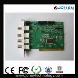 4つのチャネルのチップセット25878 (PICO2000ソフトウェア)が付いているビデオキャプチャカードPCIのカード