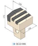 Труба поднимая бит домкратом QC22-006 Bfz303 резца инструментов прокладывать тоннель инструментов микро-
