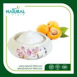 Poudre amère 98%, 99% de Laetrile d'extrait de noyau d'abricot