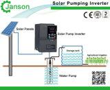 De zonne Omschakelaar van de Pomp van het Water met de Functie van de Drijver VFD en MPPT