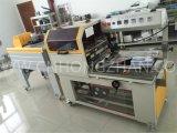 L automatique machine de pellicule d'emballage de rétrécissement de mastic de colmatage de barre