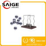 Bolas de acero inoxidables del eslabón giratorio 440c 5.5m m del rodamiento