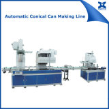 [10-20ل] آليّة مخروطيّ سطح قصدير علبة يجعل آلة