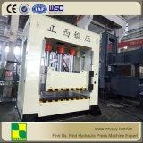 Máquina doble de la prensa de la energía hydráulica de la acción del H-Marco