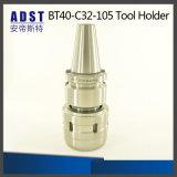 Support d'outil de fraisage de mandrin de pouvoir de Bt40-C32-105-12b pour la machine de commande numérique par ordinateur