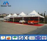 Tenda del Pagoda del Gazebo per la cerimonia nuziale del partito di mostra