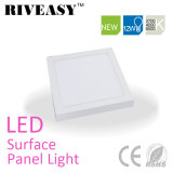 Panel LED redonda de SMD, 12W 18W Plaza de la luz del panel de LED Slim
