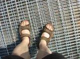 Reja galvanizada del suelo de la plataforma de la INMERSIÓN caliente