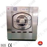 De Apparatuur van de Was van de Wasserij van het hotel/Apparatuur 100kgs van de Wasmachine van het Ziekenhuis de Op zwaar werk berekende