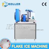 Machine de glace d'éclaille de 1 tonne/jour pour le marché superbe