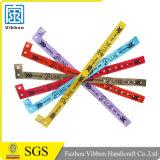 Kundenspezifisches Gewebe gesponnener Festival-Ereignis-TuchWristband