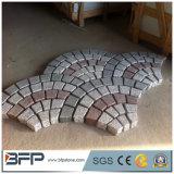 Камень Cobble гранита разделения камня кубика G603 естественный