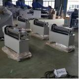Ajustar la máquina caliente Hsjs-700 del pegamento del derretimiento de la cara superior de la velocidad