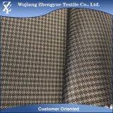 La PU de la calidad cubrió el catión 100% del poliester/la tela catiónica de Oxford para el bolso