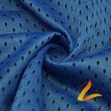 Tissu élastique tricoté de Lycra de Spandex de polyester pour la forme physique de vêtements de sport (LTT-8016#)