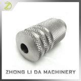 O alumínio do CNC parte o plugue da extremidade do cone 6061 T6