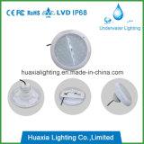 12V IP68すべてのプールのための樹脂によって満たされるIP68 LEDのプールライト