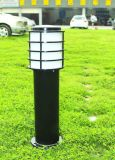 Garantie de 5 ans Certificat ISO Lumière solaire de jardin LED avec pôle durables.
