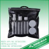 la bottiglia di viaggio di uso dell'estetica 5PCS ha impostato con il sacchetto del PVC