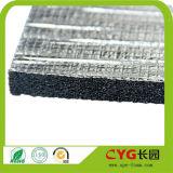Altamente competitivo espuma de polietileno de celda cerrada con papel de aluminio