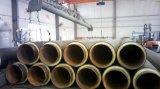 가열 및 냉각 저항하는 HDPE 입히는 폴리우레탄 관 절연제