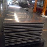 6061 Placa de planície de alumínio para aeroespacial