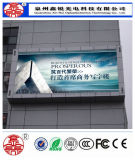 Cor cheia ao ar livre de boa qualidade de indicador de diodo emissor de luz de HD P6 para a propaganda