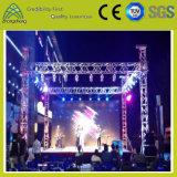 Втулка из алюминиевого сплава DJ танцы башней Петрониас Туин LED опорных