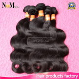100% Brazillian Weave de Cabelo Humano Dual Weft Stitched Remy Hair Weft