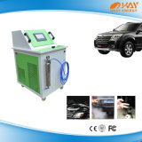 Het draagbare PLC Schoonmakende Systeem van de Koolstof van de Motor van de Vrachtwagen van Hho van het Systeem van de Controle