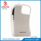 0.5W Sportlight + illuminazione ricaricabile di emergenza LED di 27 PCS