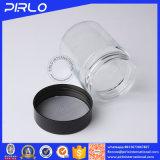 ([110غ] [180غ] [300غ] [450غ] [650غ]) زجاجيّة واضحة ونظيف ذوق سدود زجاجيّة طعام تخزين