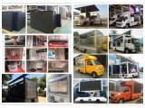 Foton Two Sides Screen LED Truck Publicidade LED Mobile Billboard Truck