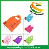 Mehrfachverwendbare faltbare Nylonerdbeere-geformte Einkaufstasche