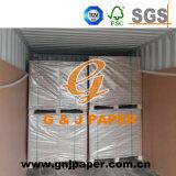 Papel branco sem madeira para o mercado sul-americano em folha ou rolo