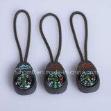 Vestuário personalizado Metal Zipper Puller / Zinc Alloy Zipper Pull