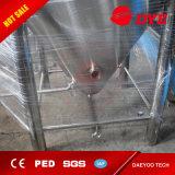 bac de l'acier inoxydable 200L faisant cuire le fermenteur revêtu de matériel