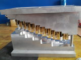 Petite machine chaude de fonte pour le tube en plastique