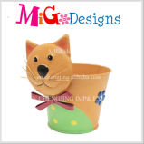 New Style Fashion Metal Flower Plantter Pot